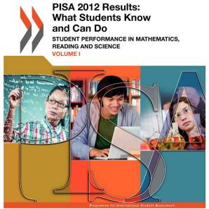 Couverture PISA2012