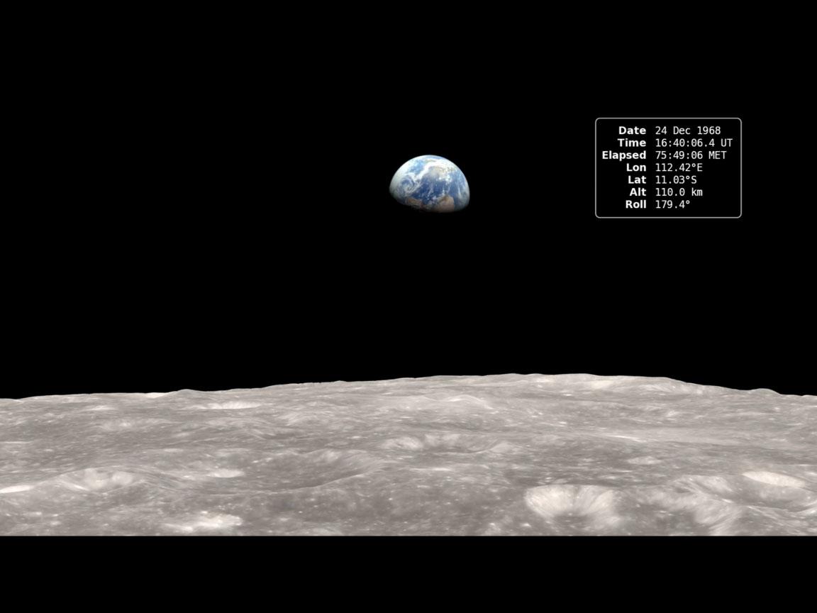 Earthrise 24dec1968