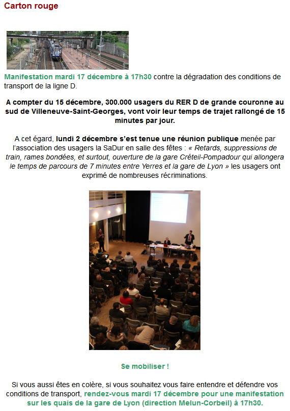 Image Manif RER D 17dec2013