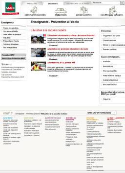 Image site MAIF