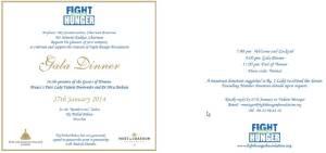 Carton gala ACF 27 janvier 2014