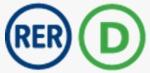 Logo RER D