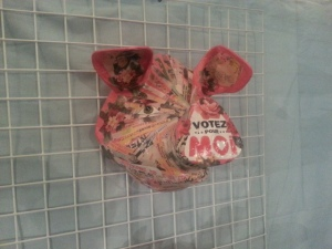 Candidat tete de cochon