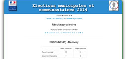Image resultats elections mennecy