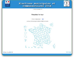 Image resultats elections national