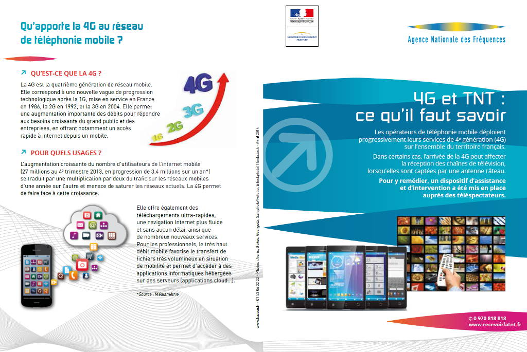 Image prospectus 4G TNT ANFR