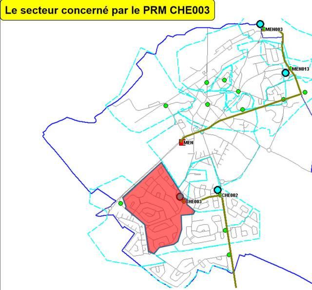 Secteur PRM