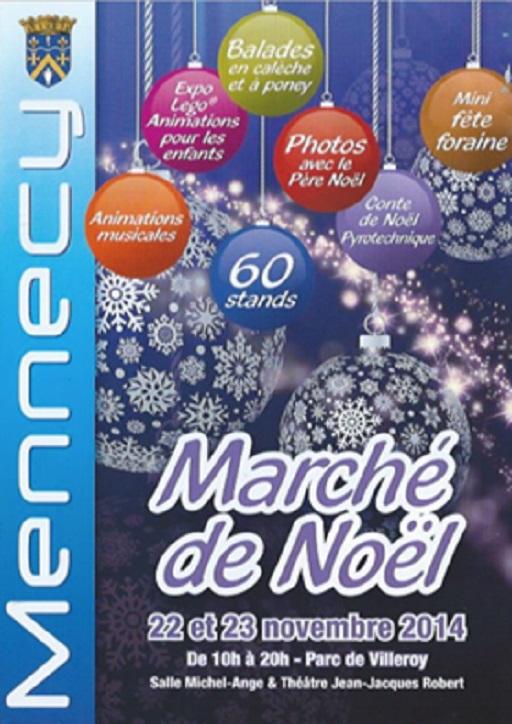 Affiche marche noel 2014
