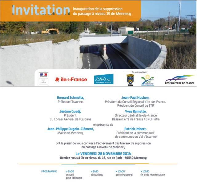 Inauguration PN19