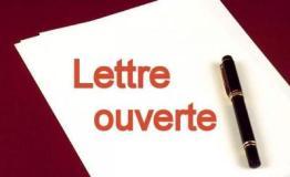 lettre-ouverte