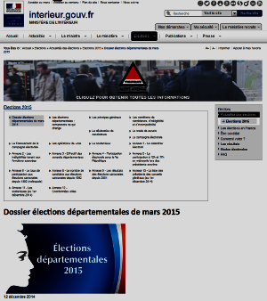 elections dpt 2015