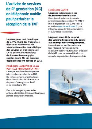 Image recevoir la TNT