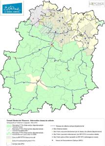carte SDTAN Essonne