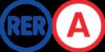 Logo RER A