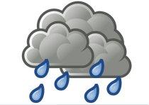 dessin pluie