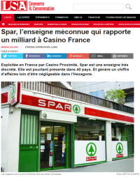 Article SPAR LSA