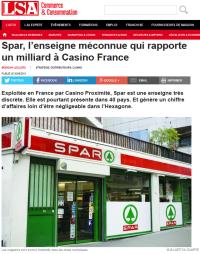 Article SPAR LSA