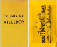 Couv Parc de Villeroy