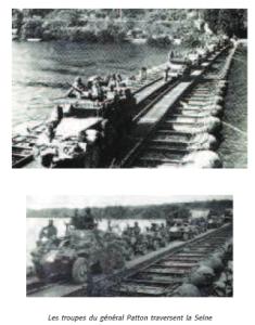 ponts flottants saint fargeau