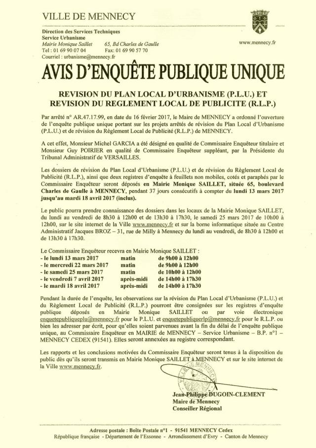 avis_au_public_enquete_publique_unique_revision_du_plu_et_du_rlp